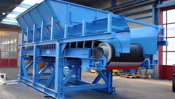buker conveyor manufacturing