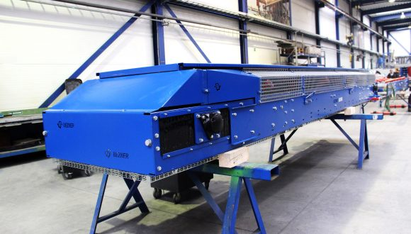 belt conveyor manufacturing