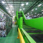 Convoyeur à chaîne Matériaux durables