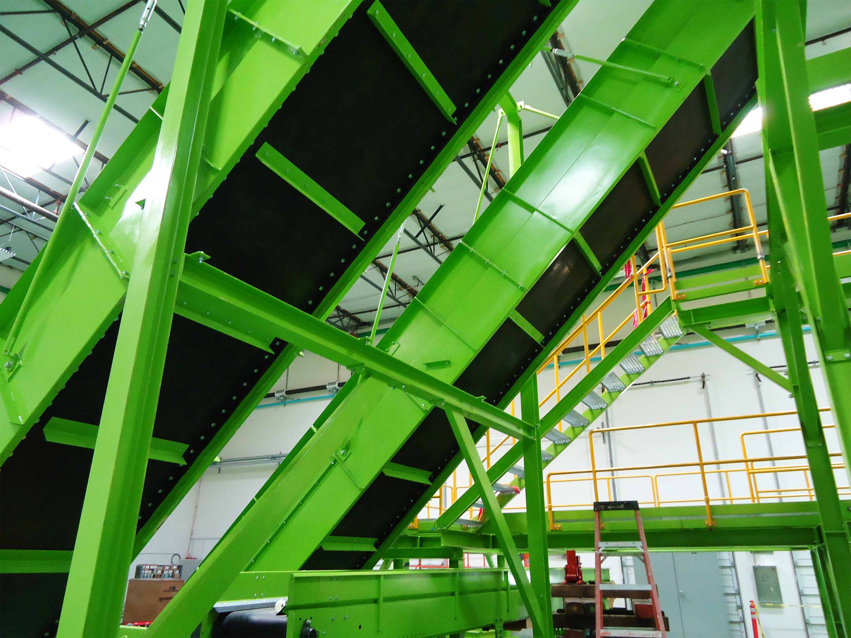 chain conveyors production