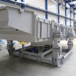 circular vibrating screen manufacturing