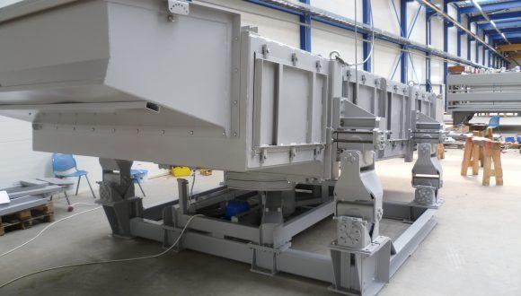 circular vibrating screen manufacturing