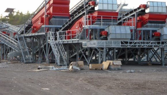 vibrating screen manufacturer