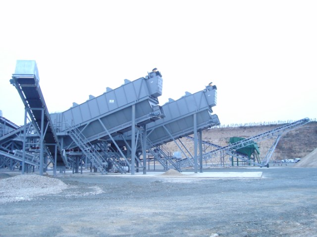 air separators construction and demolition waste