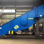 linear motion vibrating screen Bezner