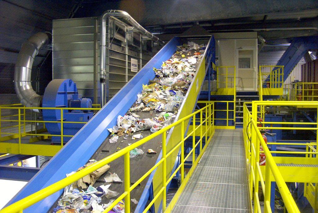 Recycling für einzelne Abfallarten