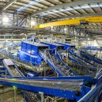 Material recycling facility Bezner