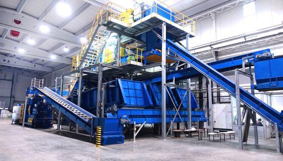 Hersteller von Kunststoffrecyclinganlagen