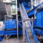 waste sorting line PET manufacturer