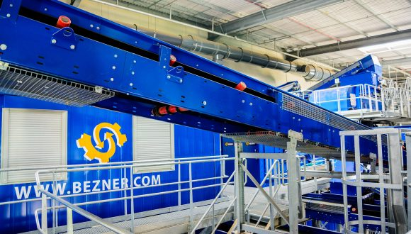 customized installation municipal solid waste recycling