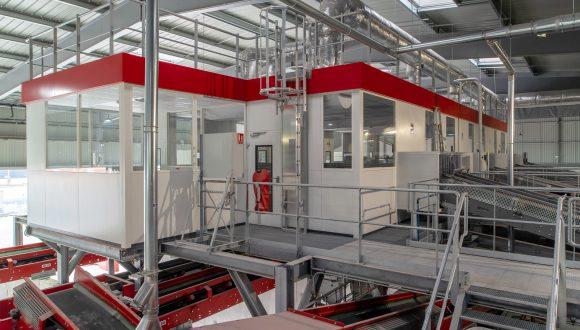 Control room Bezner